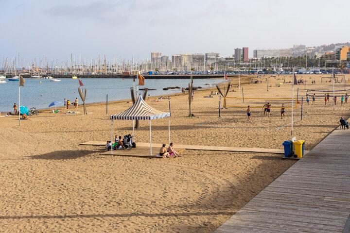 Alcaravarenas-ranta, Las Palmas de Gran Canaria
