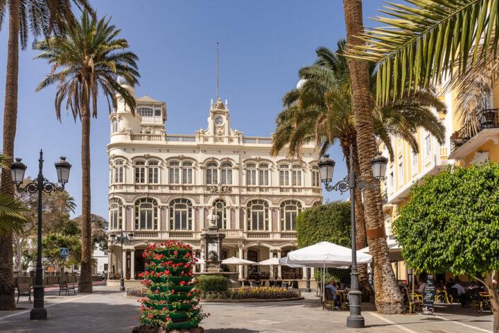 Trianan kaupunginosa, Las Palmas