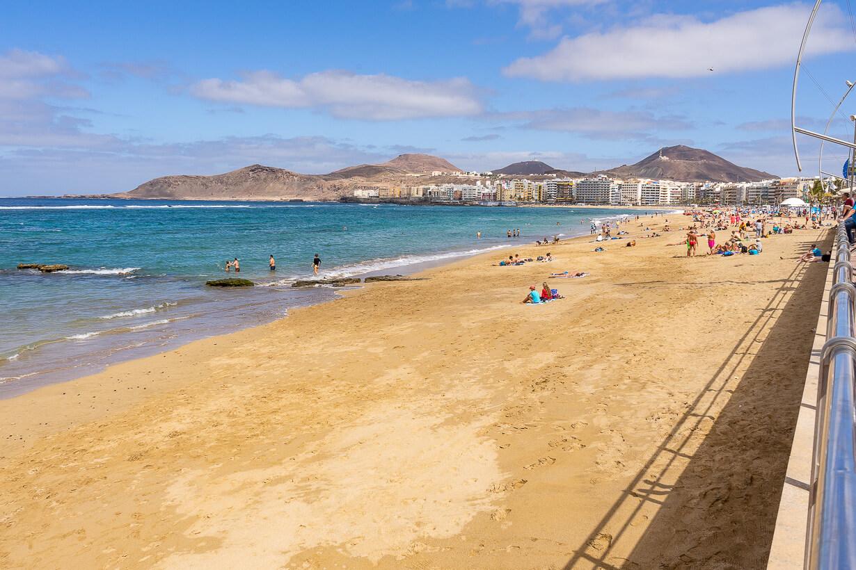 Playa Grande, Las Palmas