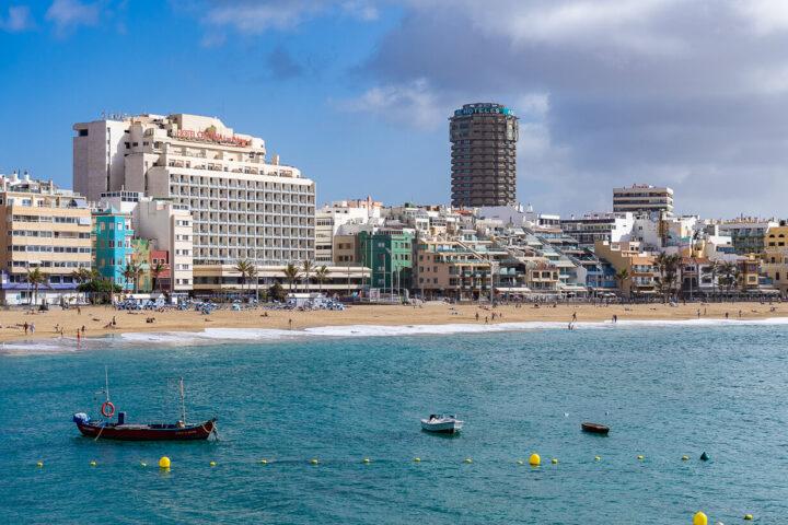Las Canteras -ranta, Las Palmas de Gran Canaria