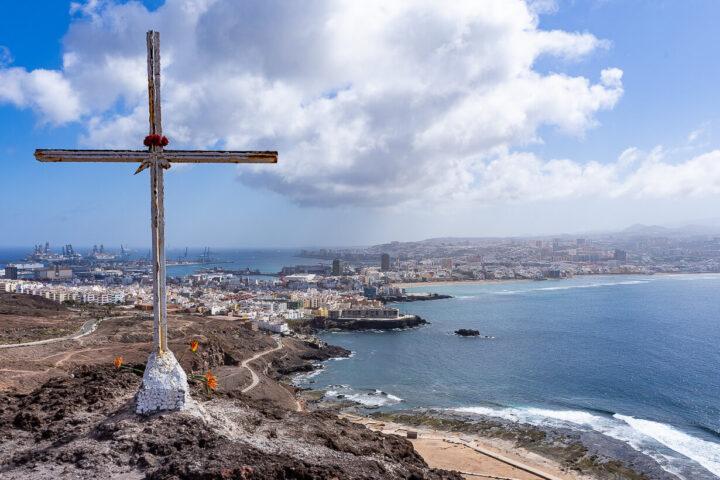 Confitalin näköalapaikka, Las Palmas de Gran Canaria