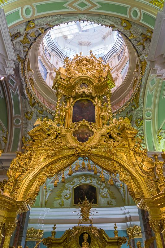 Pietari-Paavalin katedraali, Pietari