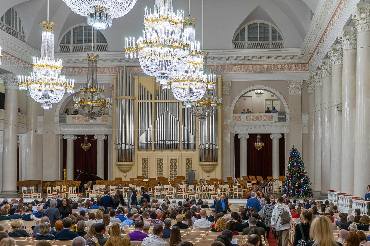 Pietarin Filharmonia, suuri sali