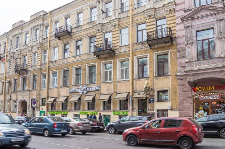 Hinkalnaja na Neve, georgialainen ravintola Pietarissa