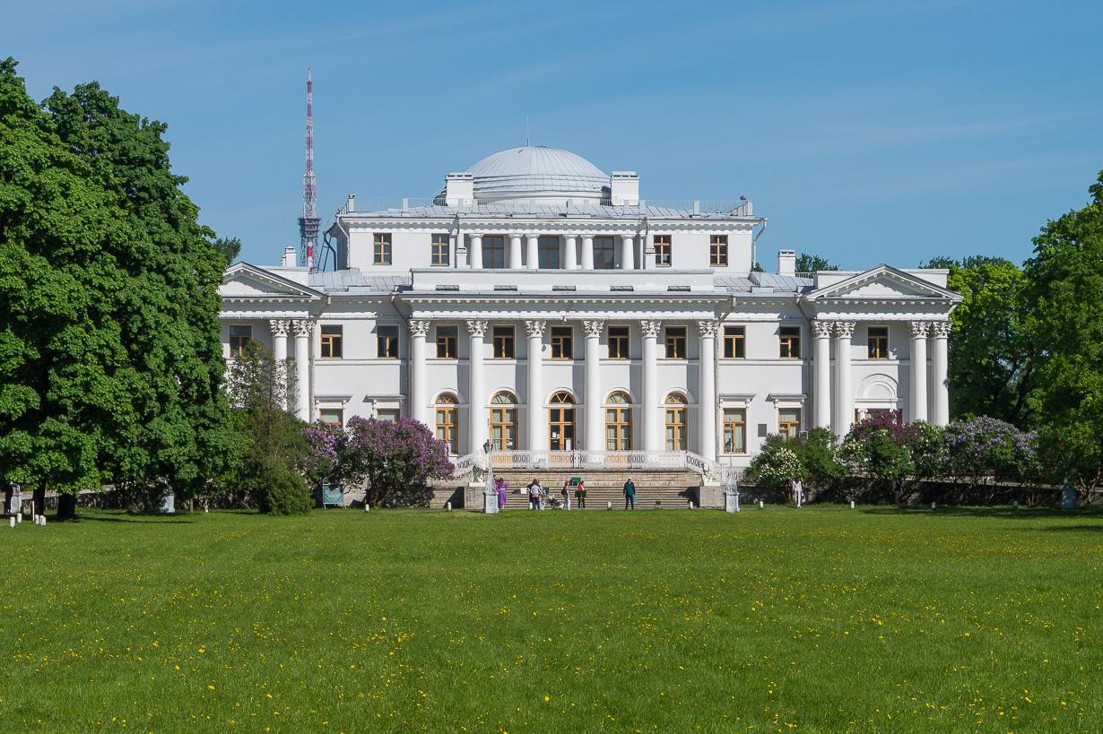 Jelagininsaari, Pietari, Venäjä