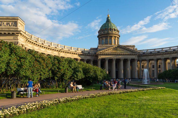 Kazanin katedraali, Pietari