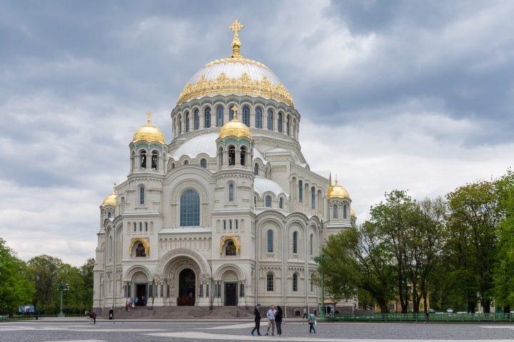 Kronstadtin laivastokatedraali