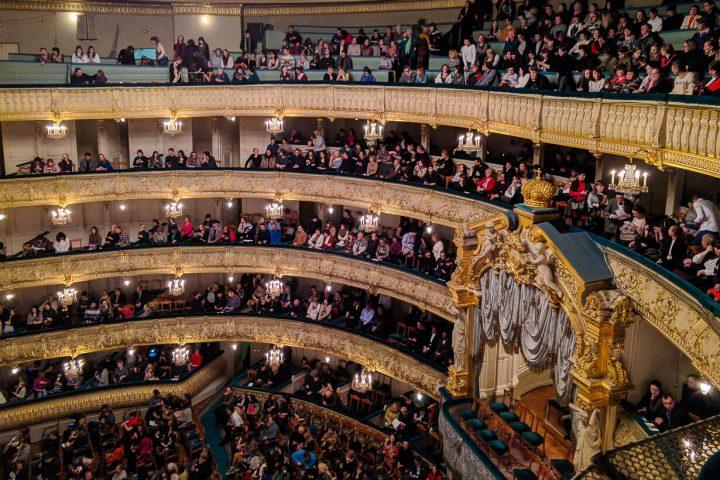 Mariinski-teatteri, Pietari