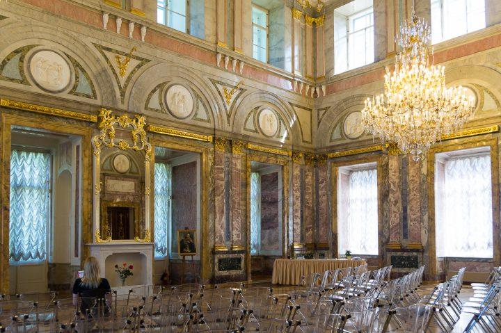 Marmoripalatsi, Venäläinen museo