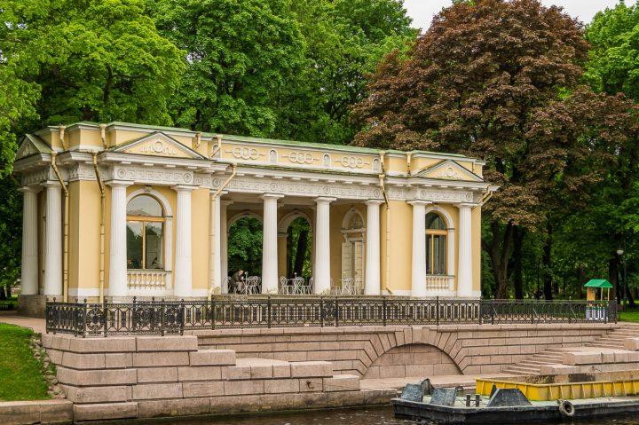 Mikaelinpuisto, Pietari