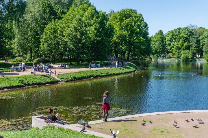 Pietarin Taurian puisto