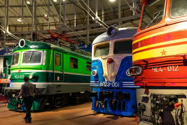 Pietarin rautatiemuseo