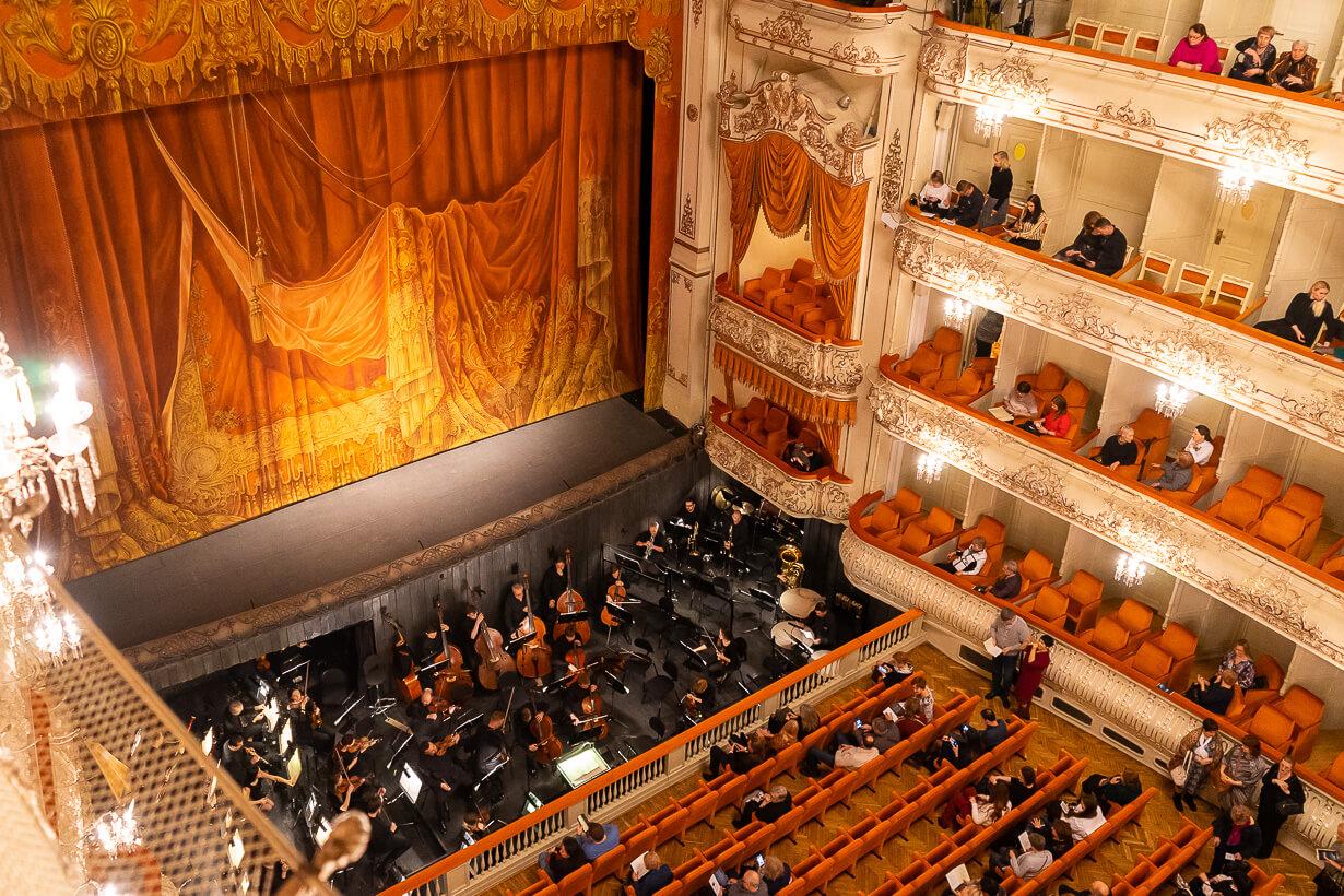 Pietarin Mihailovski-teatteri