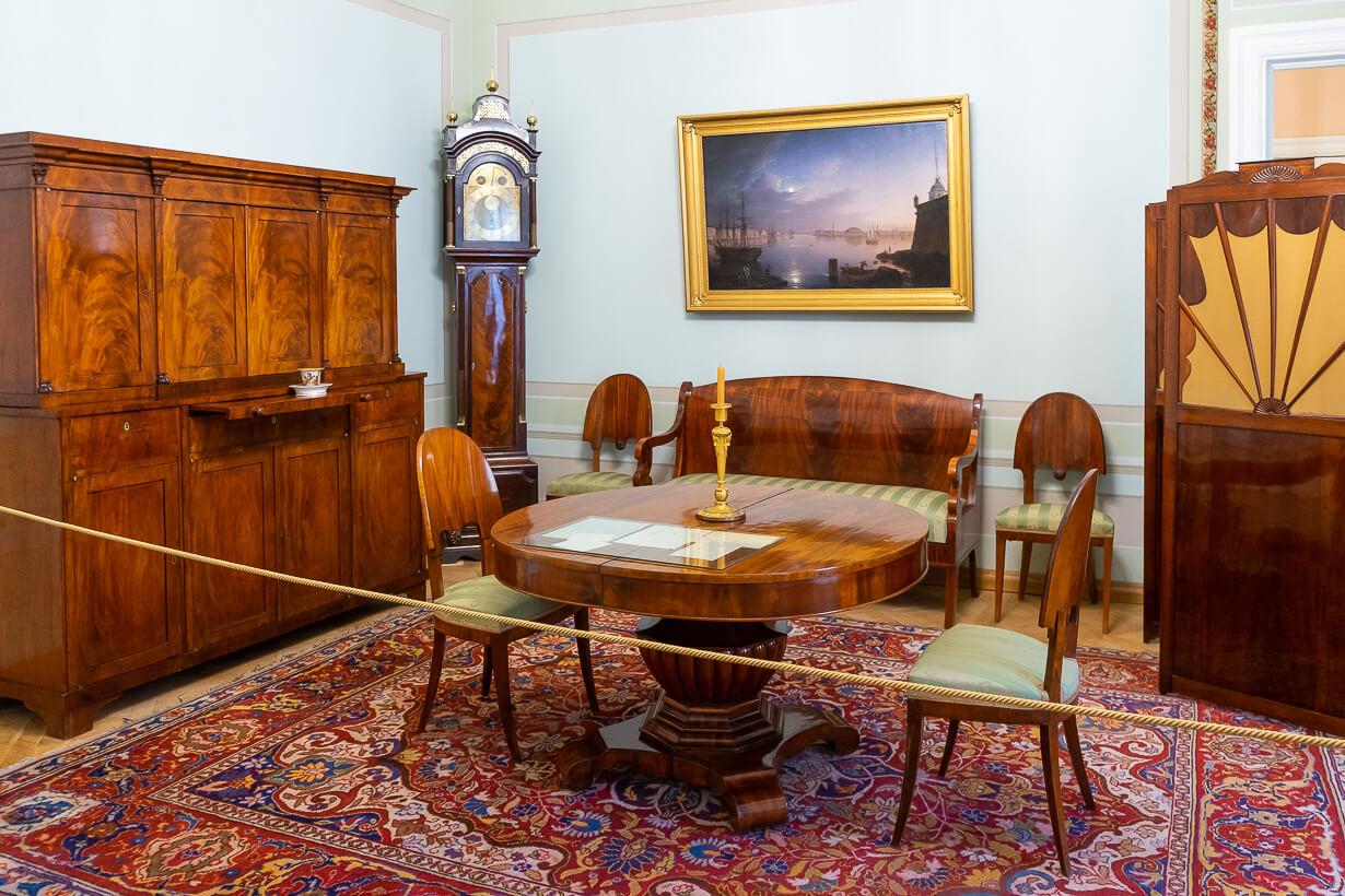 Pietarin Pushkinin kotimuseo